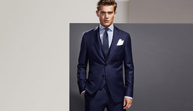 Personal tailoring by Massimo Dutti