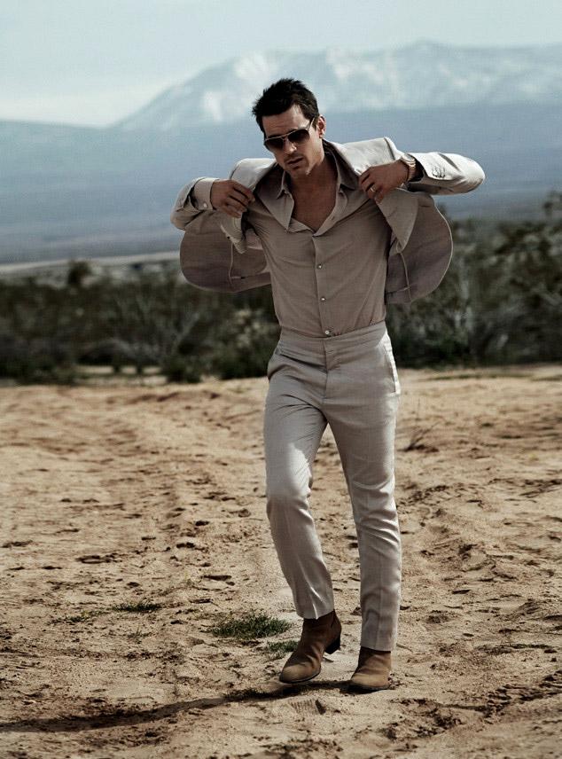 Celebrities' style: Matt Bomer
