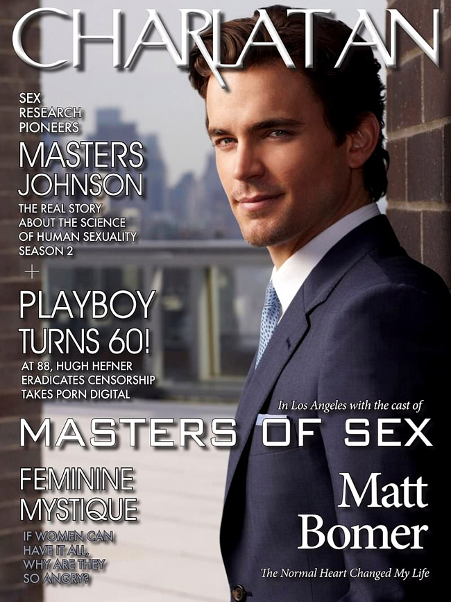 Celebrities' style: Matt Bomer