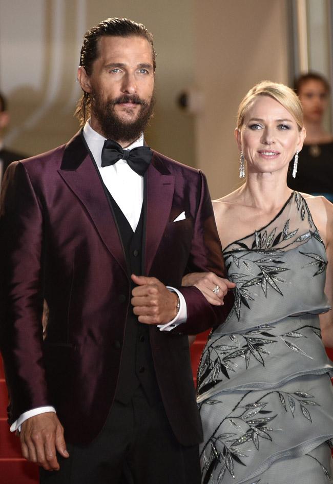 Matthew McConaughey Style - Variety