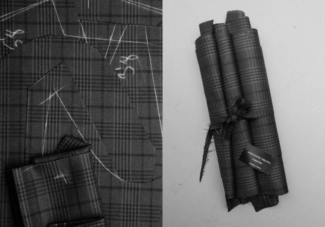Savile Row tailors: Alexander McQueen