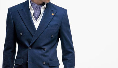 English made-to-measure suits by Medida