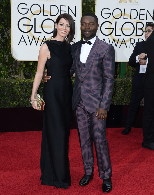 Golden Globes 2016 - the suits of the celebrities