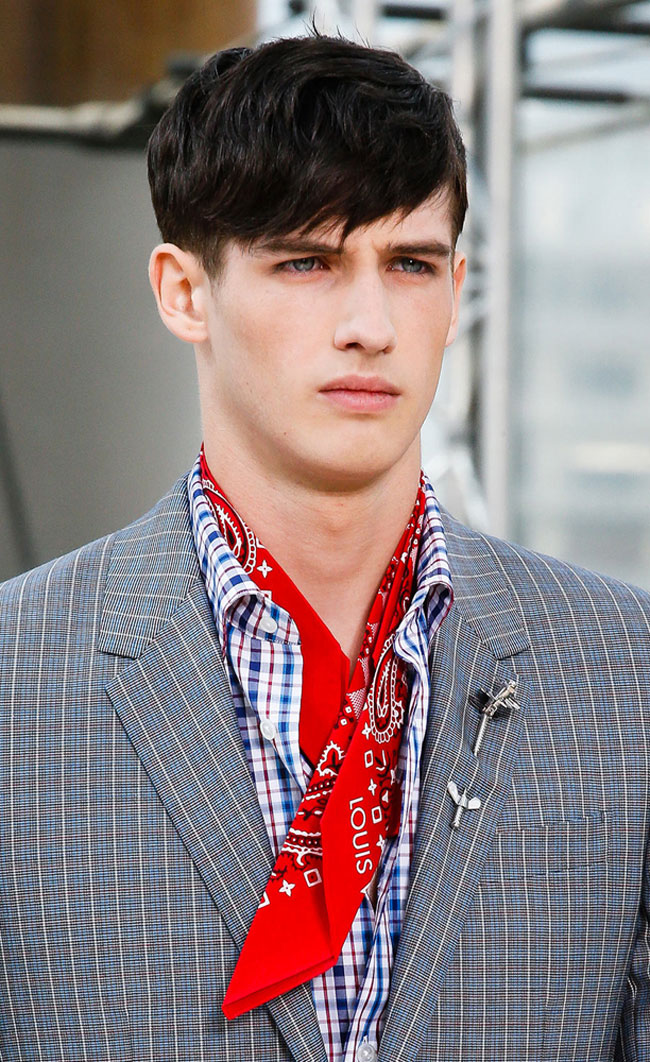 Key Menswear Accessories Trends for Spring/Summer 2016