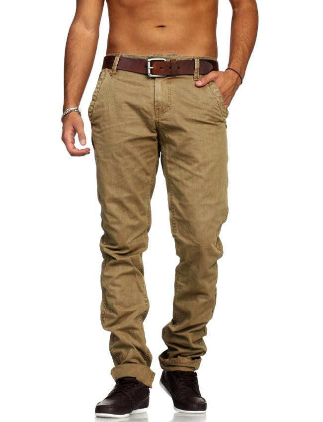 Мъжка мода: Панталоните Chinos