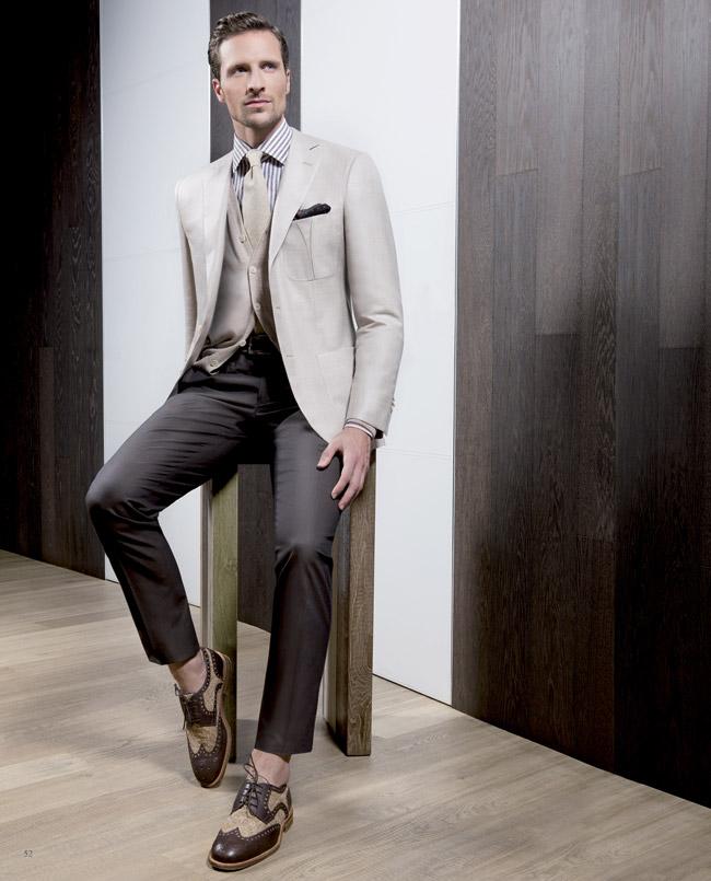 Men 39 S Suits 2016 Fashion Trends Brown Suits