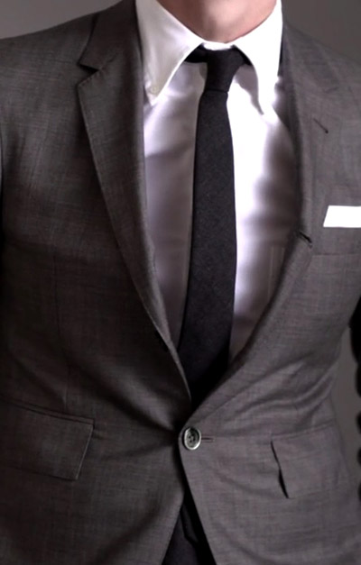 5 things to look for in a suit