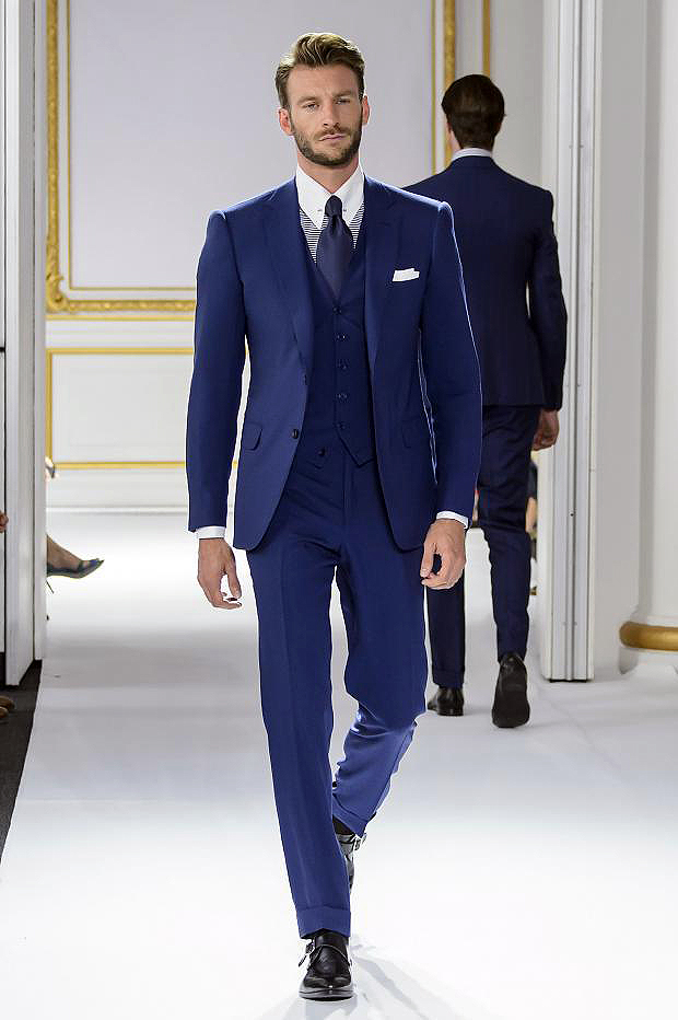 Men S Suits 2016 Fashion Trends Blue Suits