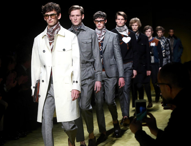 World's first Menswear Master's Degree program is coming Fall 2016