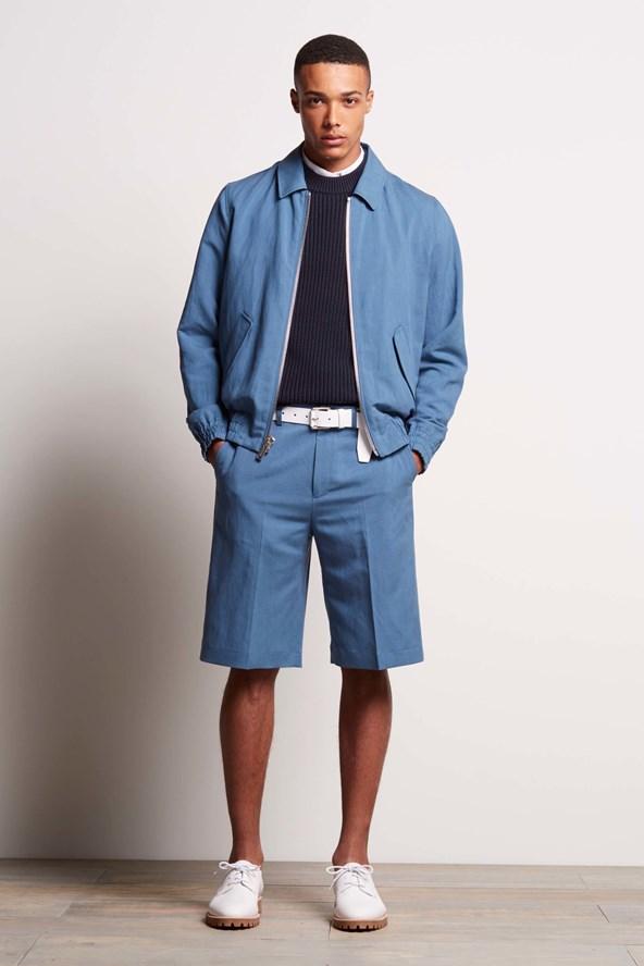 New York Fashion Week: Men's - Michael Kors Spring-Summer 2017 collection