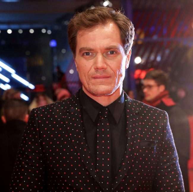 Celebrities' style: Michael Shannon