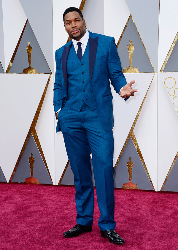 Oscars 2016 - the best dressed men, who made a difference