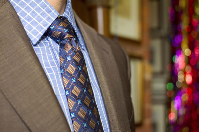 Bespoke suits and shirts in Toronto by Michel's Bespoke
