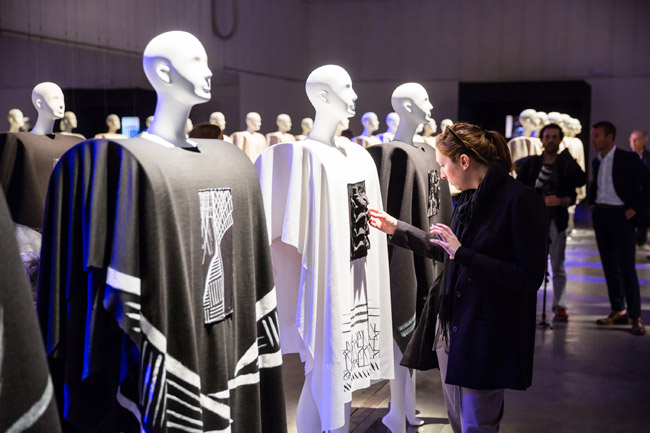 Milano Unica XXIII: Improved trends for the Italian textile industry in 2016