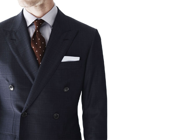 Made-to-measure suits and traditional tailoring by Monokel Berlin