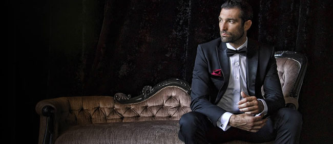 Australian custom made suits by Montagio