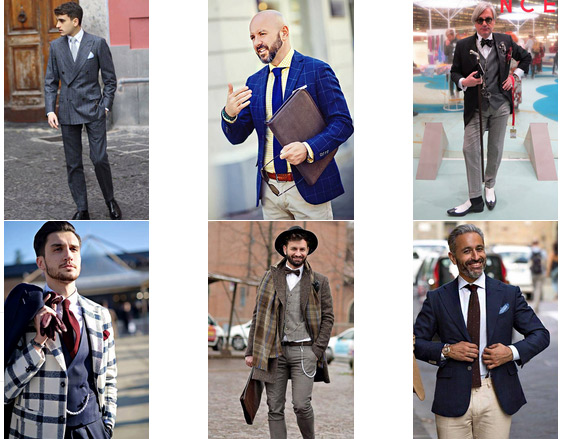 Most Stylish Real Men 2016 vs Celebrities