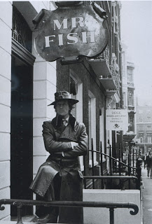 You have to think differently before you can dress differently - Peculiar to Mr Fish