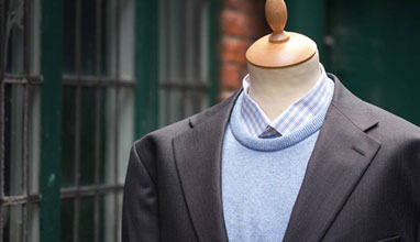 Bespoke English tailoring by Mullen and Mullen