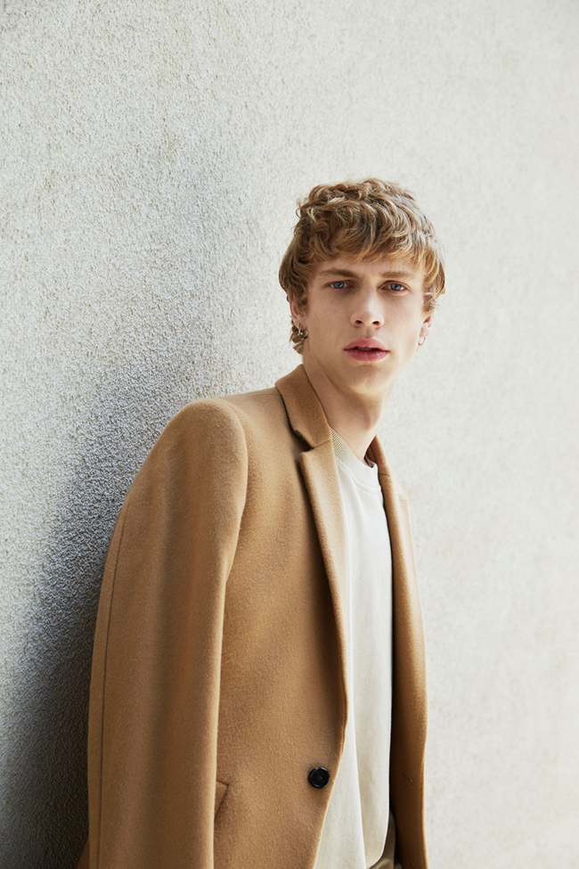 David Naman Autumn/Winter 2016 collection
