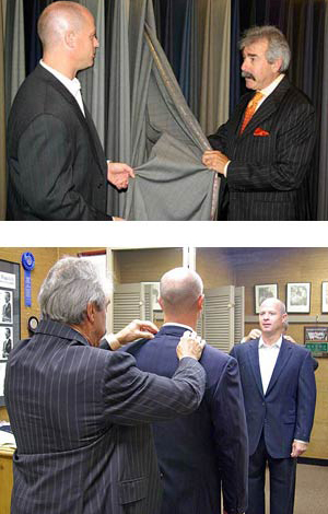 Nathan Custom Tailors: Custom clothing from Richmond