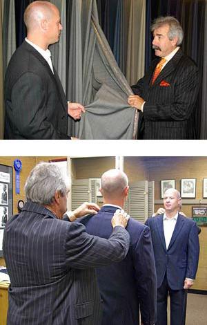 Nathan Custom Tailors: Custom clothing from Richmond