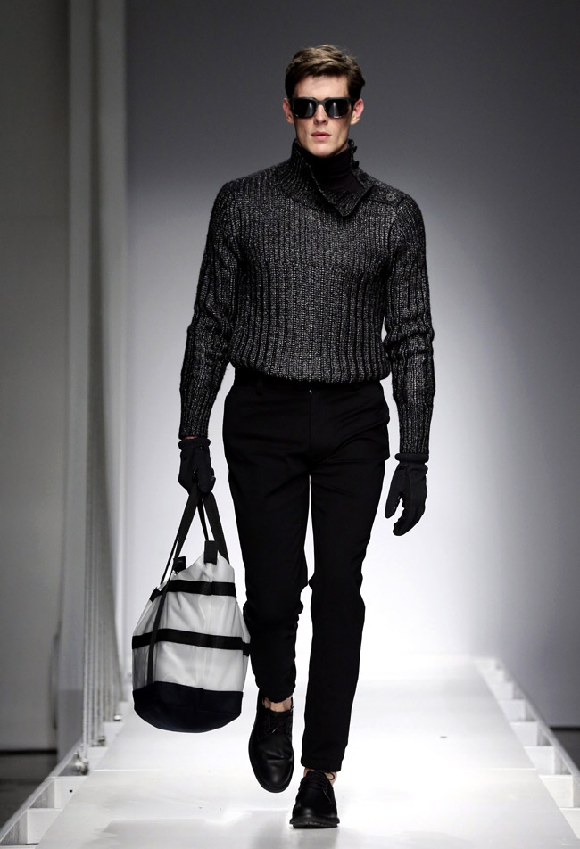 New York Fashion Week: Men's - Nautica Fall-Winter 2016/2017 collection