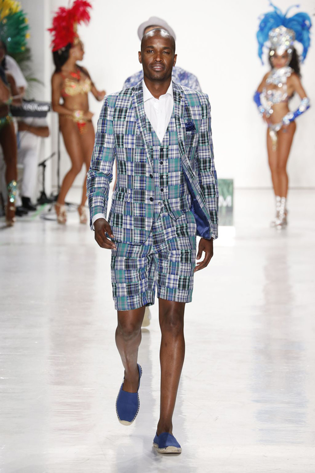 Nick Graham Spring/Summer 2017 collection - Our Men In Havana