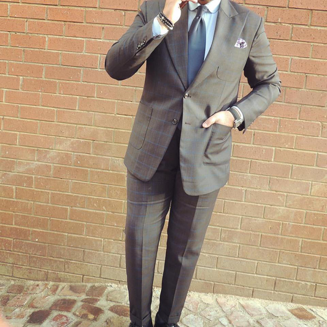 American bespoke suits by O.S Man Tailor