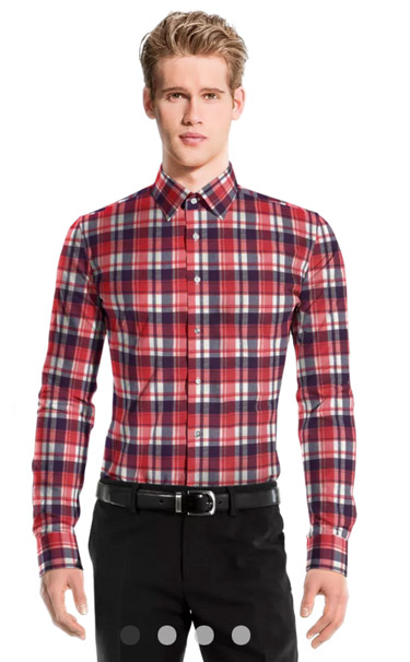 Tailor4less presents its online shirt designer