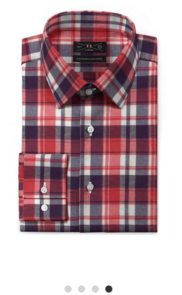 Tailor4less presents its online shirt designer