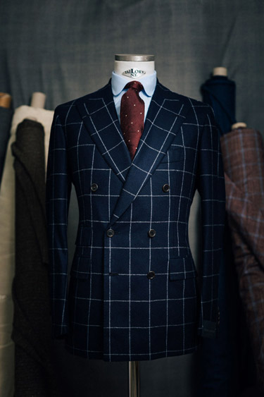 Neapolitan Bespoke and made-to-measure menswear by Orazio Luciano
