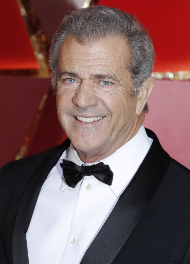 At Sunday night's 89th Academy Awards, there was no shortage of good-looking men in suits and tuxedos