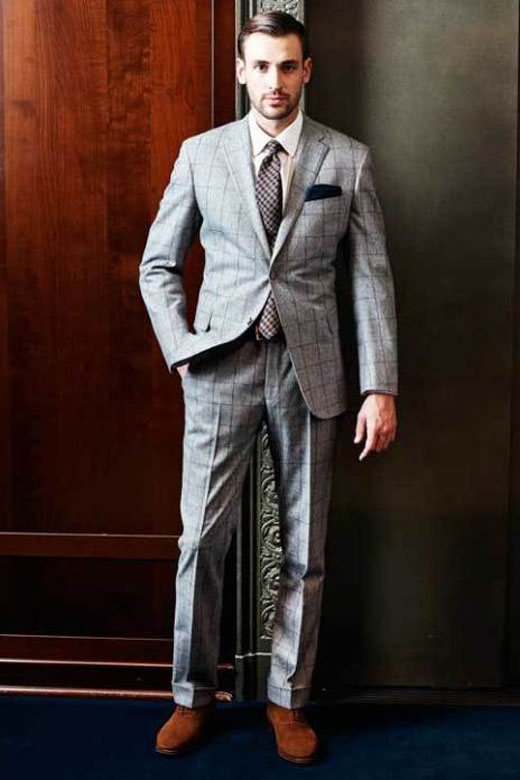 Granger Owings Bespoke suits