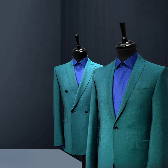 Savile Row tailors: Ozwald Boateng