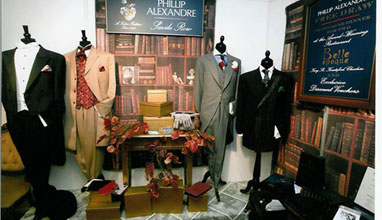 Savile Row tailors: Philip Alexander