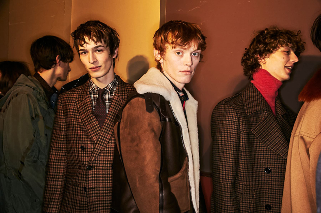 Paul Smith Fall/Winter 2017-2018 collection