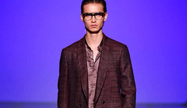 Colorful men's suits for Spring-Summer 2017 by Pal Zileri