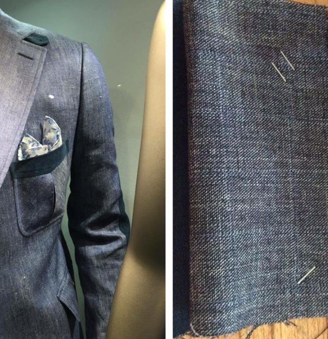 Welsh bespoke and made-to-measure suits by Nathan Palmer