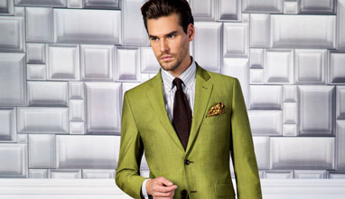 Custom-tailored menswear by Paolini Garment Company
