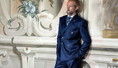 Italian tailor-made menswear by Papageno