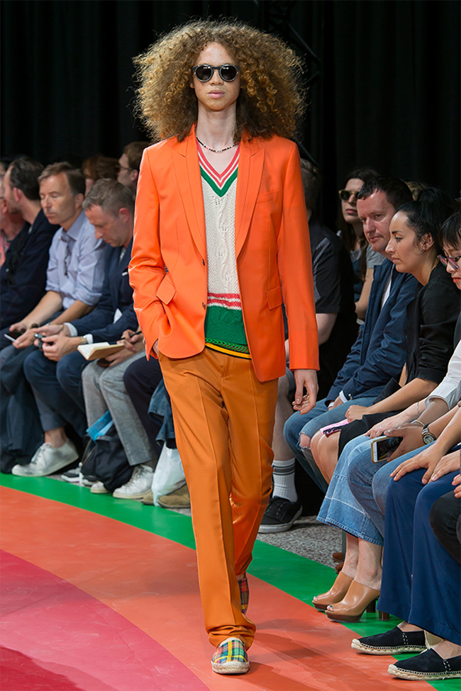 Paul Smith Spring/Summer 2017 collection