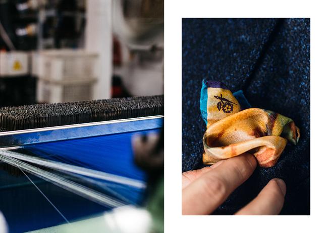 Penrose - the British woven silk ties