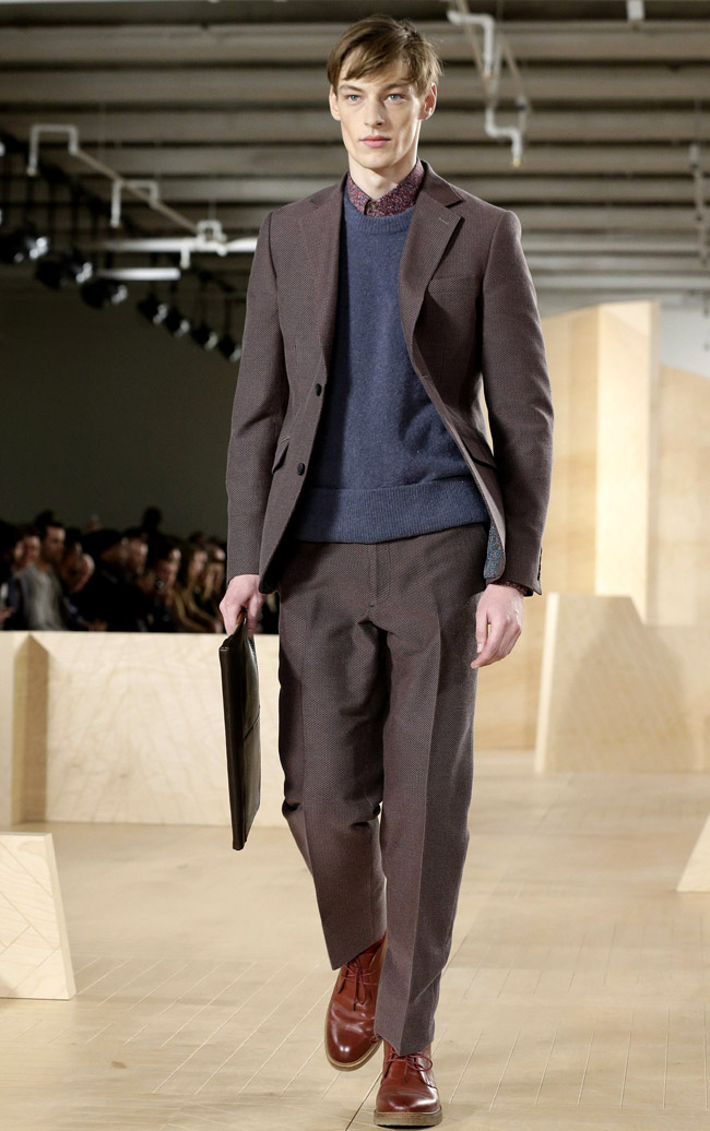 New York Fashion Week Men S Perry Ellis Fall Winter 2017 Collection