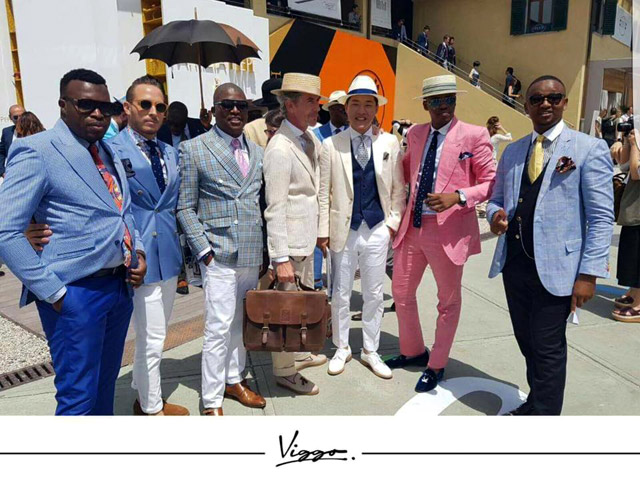 Most Stylish at Pitti Uomo 90