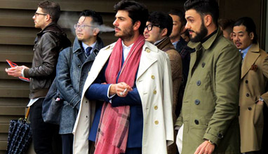 The wretched clichés of Pitti Uomo