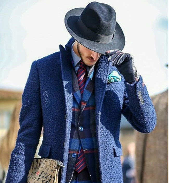 Best street style at Pitti Uomo 91