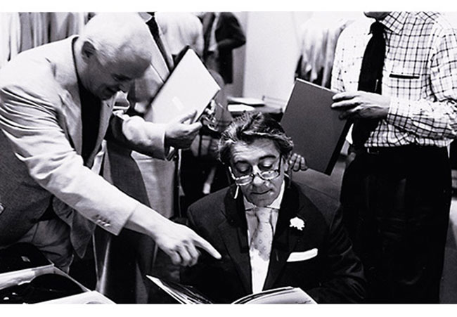 Other secrets for Pitti Immagine Uomo January 2017 edition are revealed