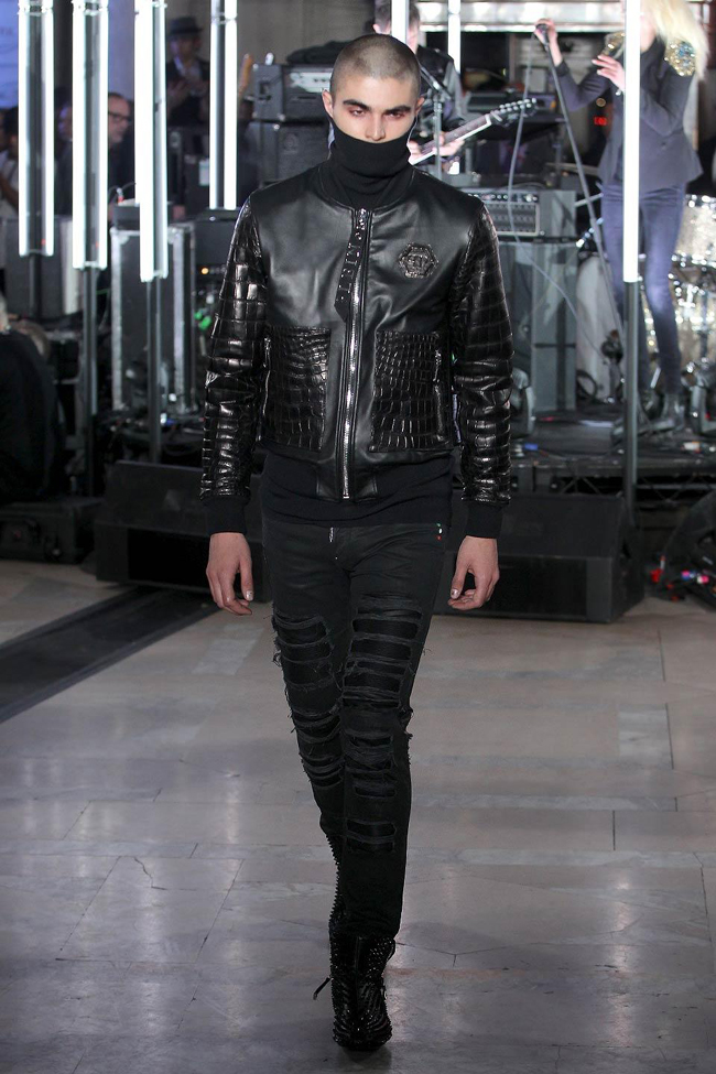 Philipp Plein Fall/Winter 2017-2018 collection