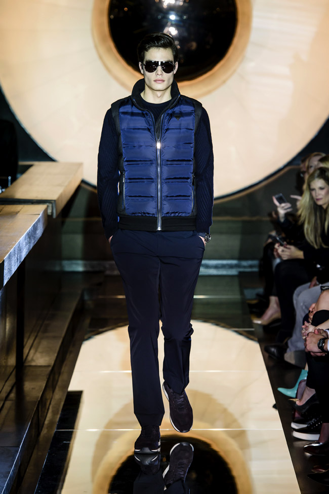 Porsche Design Fall-Winter 2016/2017 Menswear collection